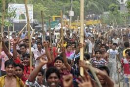 Derrumbe de la fábrica de Bangladesh: 402 muertos y 149 desaparecidos