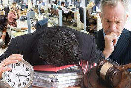 Ordenan resarcir a empleado al que le cambiaron su horario de trabajo sin su consentimiento