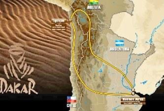 Funam denunció a los organizadores del Dakar 2011 por graves infracciones