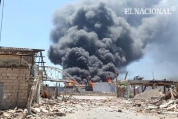 Venezuela: Descartan que falta de mantenimiento haya causado explosión en Amuay