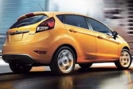 Ford Fiesta Kinetic Design sedán