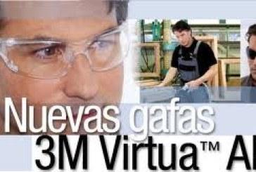 Â¡Probate los Protectores Oculares de 3M!