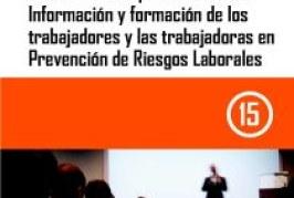 Guía de buenas prácticas sobre información y formación de los trabajadores en Prevención de Riesgos Laborales