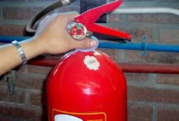 Matafuego, un elemento que falta en casi todos los hogares