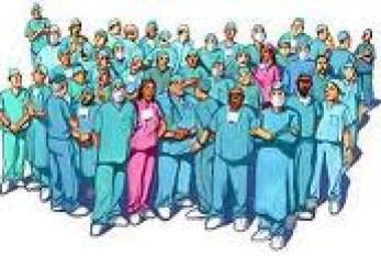 Enfermedades profesionales médicas en La Plata