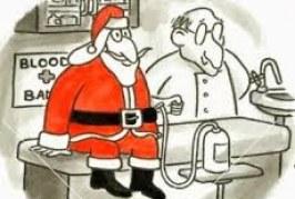 """Papá Noel enfermo: sería reemplazado por el """"Niñito Dios"""""""