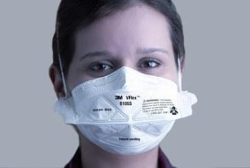 Cuando protegerse es vital: Respirador 3M® 9105 (N95)