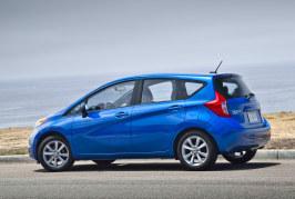 NISSAN VERSA gana como el automóvil más seguro y con el mejor costo en reparación