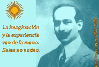 """Simple del lunes: """"El talento, José Ingenieros"""""""