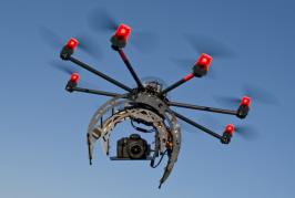 Drones para realizar revisiones industriales