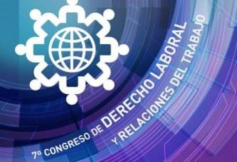 Argentina: 7° CONGRESO DE DERECHO LABORAL Y RELACIONES DEL TRABAJO