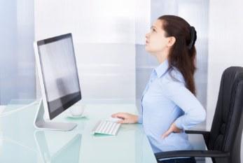 Los riesgos del trabajo en la oficina