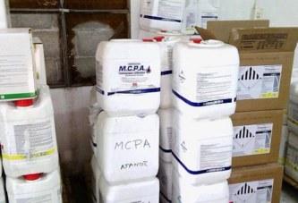 Agroquímicos: en siete meses, 100 clausuras por violación de la ley