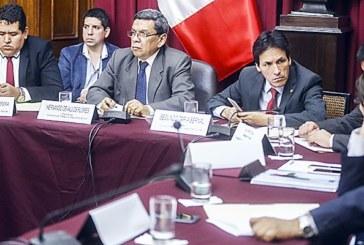 Peru: Buscan reactivar debate de la Ley General del Trabajo
