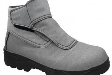 PANTER: Seguridad y control frente a los riesgos químicos con las botas Ácidos S3
