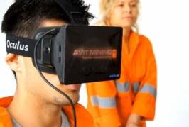 Chile:  Empresa realidad virtual ante accidentes laborales