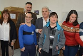 Apoyo a la inserción laboral de jóvenes con discapacidad