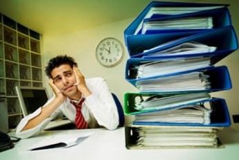 España: El estrés en el trabajo reduce la productividad y la concentración