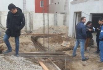 Argentina: Detectan más trabajadores hacinados en una obra en construcción