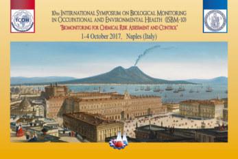 2017: ITALIA – 10º SIMPOSIO INTERNACIONAL DE MONITOREO BIOLÓGICO EN SALUD OCUPACIONAL Y AMBIENTAL