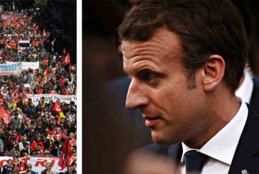 Francia: Las reformas del presidente Macron provocan manifestaciones