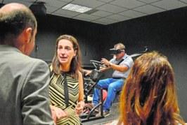 Nuevos avances en realidad virtual, para evitar accidentes laborales