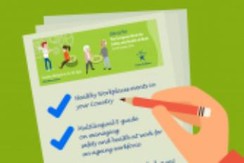 OSHA: Promover lugares de trabajo más seguros y saludables para todas las edades.