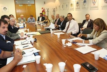 Primera reunión del año del Comité Consultivo para la nueva Ley de Prevención