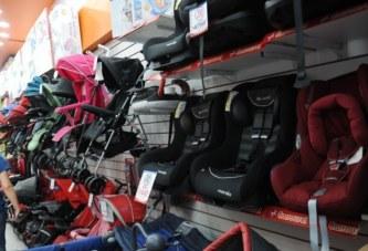 Seguridad en los autos: Advierten que la mayoría de las sillitas para el auto no son seguras para los chicos