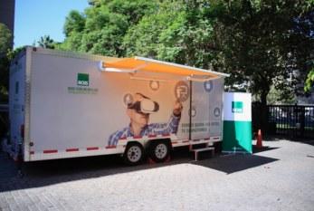 Chile: La ACHS implementa moderna tecnología para capacitar a los trabajadores