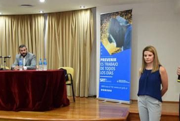La SRT explicó en Entre Ríos los cambios en el sistema de riesgos del trabajo