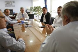 La SRT en ronda de dialogo con los gremios por la nueva Ley de Prevención