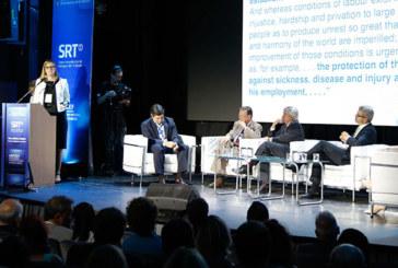 Fuerte compromiso de la SRT y la OIT para promover el trabajo decente, seguro y saludable