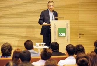 ACHS realiza seminario para la implementación de la nueva guía técnica de manejo manual de carga