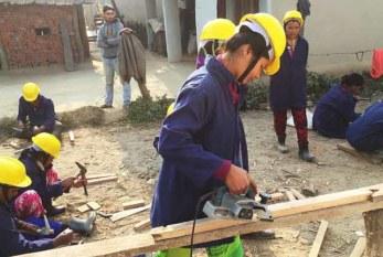 OIT: Rompiendo el trabajo en régimen de servidumbre y los roles de género en Nepal
