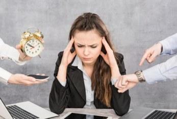 México está en los primeros lugares a nivel mundial en estrés laboral