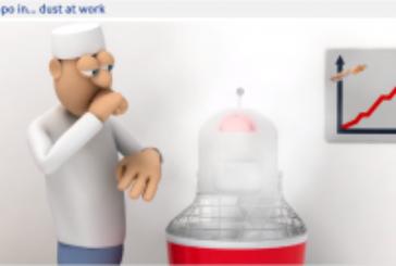 Napo en… polvo en el trabajo: gestionemos la exposición al polvo en el trabajo