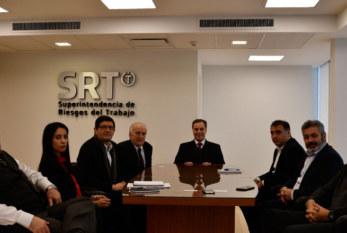 Póliza Digital: reunión entre la SRT y productores de seguros