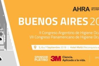 2018: ARGENTINA – CONGRESO PANAMERICANO DE HIGIENE INDUSTRIAL