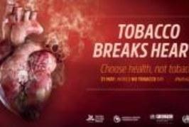 ¡Celebre el Día Mundial Sin Tabaco en su lugar de trabajo cada día!