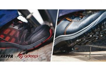 Calzado de seguridad Skarppa by Adeepi Shoes: diseño, confort y seguridad para los pies