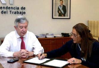 La SRT y la provincia de Buenos Aires acordaron medidas de prevención para el empleo público