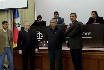 La SRT presentó en Catamarca los beneficios de la Ley N° 27.348 ante trabajadores, sindicalistas y empresarios