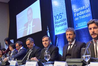 Consejo Federal del Trabajo: la SRT destacó el fortalecimiento de los controles en los ámbitos laborales