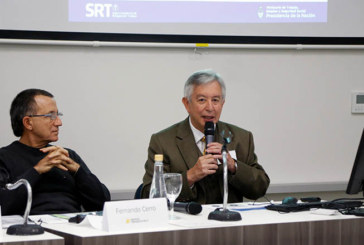 Morón expuso en la Universidad Di Tella: el impacto de la reforma en el sistema de riesgos del trabajo