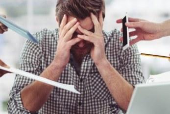 El 30% de las bajas laborales en España son a causa del estrés