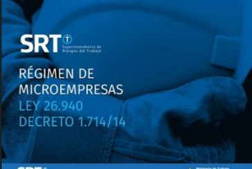 La SRT bajó las alícuotas por riesgo en el trabajo para 44 mil Pymes, con ahorro mensual de 36,6 millones de pesos