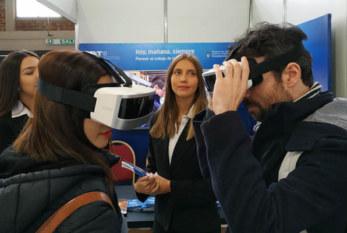 La SRT en la Feria Futuro de Córdoba