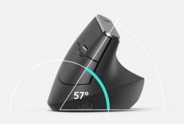 No más tendinitis: llega el mouse vertical