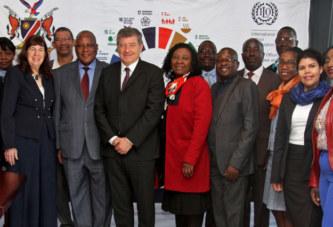 OIT: Programa para garantizar un futuro de justicia social en el mundo del trabajo para todos los namibianos